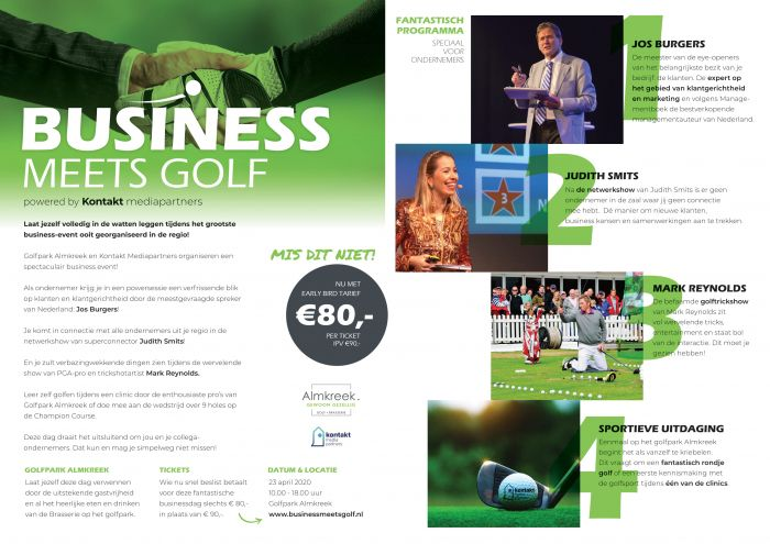Business Meets Golf